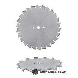 F Blade - Sawtooth Disperser Blade