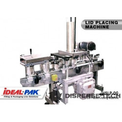 Ideal-Pak HSLP-QG High Speed Lid Placer