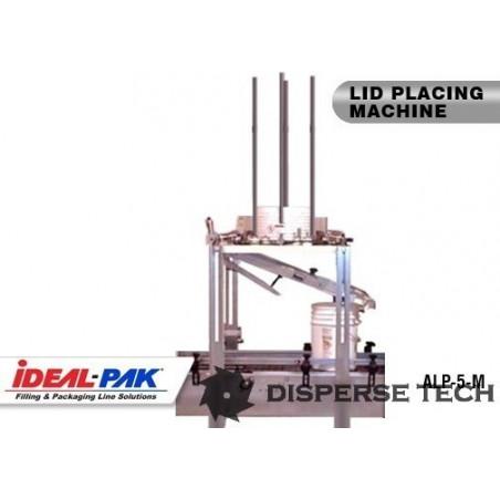 Ideal-Pak - Ideal-Pak ALP-5M Lid Placer - ALP-5M - 1