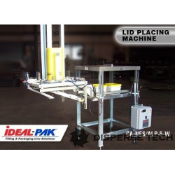 Ideal-Pak ALP-5W Lid Placer