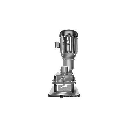 MixMor - MixMor Series N Turbine Agitators - MIX-N - 1
