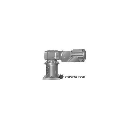 MixMor - MixMor Series L Turbine Agitators - MIX-L - 1