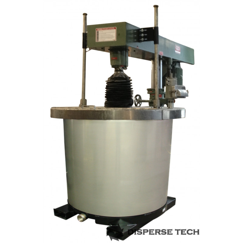 Disperser Floating Lid
