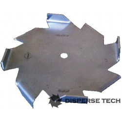 H Style Hi-Vane Dispersion Blade