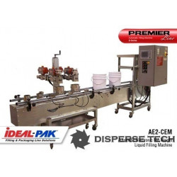 Ideal-Pak - Ideal-Pak Automatic Net Weight Filler - AE Series - 2
