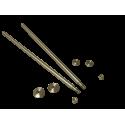 Small diameter shaft adapters