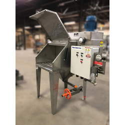 Self Contained Bag Dump Station S/S