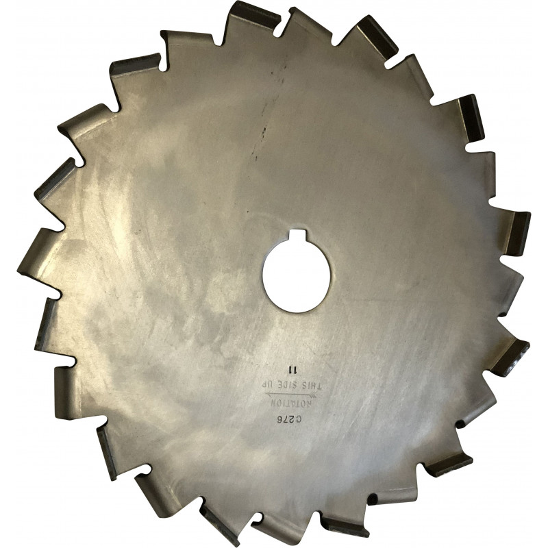 DisperseTech - F Style Sawtooth Dispersion Blade - BLF - 7