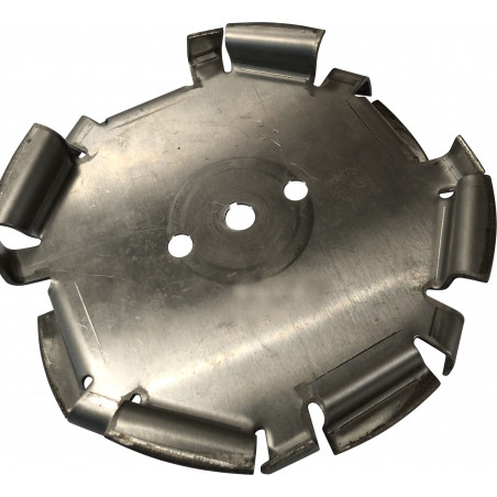 DisperseTech - E-Style Cutting Disperser Blade - BLE - 2
