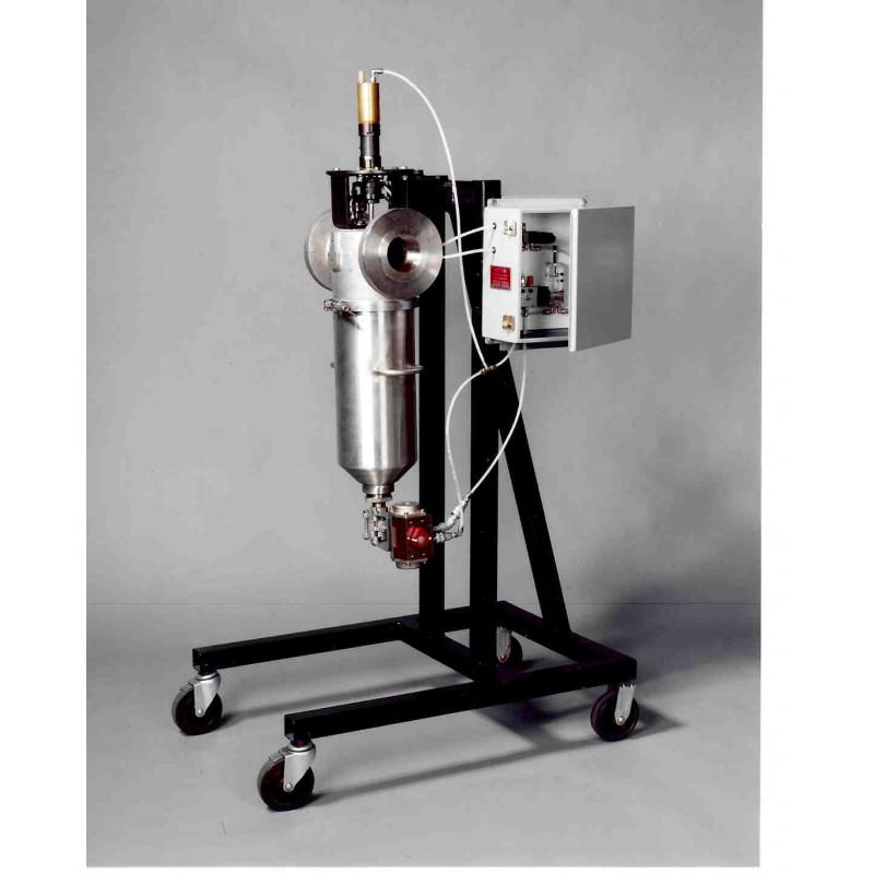 MM Industries - VORTI-SIV In-line Strainer - In-line strainer - 5