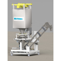 Young Ind - Direct-From-Bag Unloader - DFB - 1