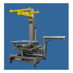 Young Ind - Direct-From-Bag Unloader - DFB - 2