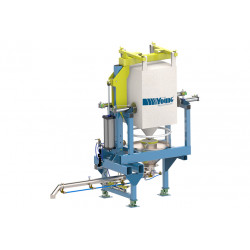 Young Ind - Direct-From-Bag Unloader - DFB - 3
