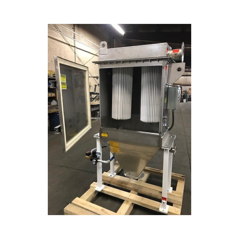 Young Ind - Uni-Cage Filter Collectors - Filter Collector - 1