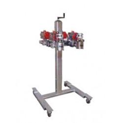 Ideal-Pak - Ideal-Pak Manifold Fill Cart - AE1 - 1