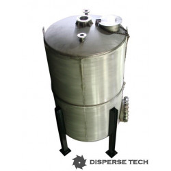 DisperseTech - Fixed Process Tanks - TANK-S-L - 1