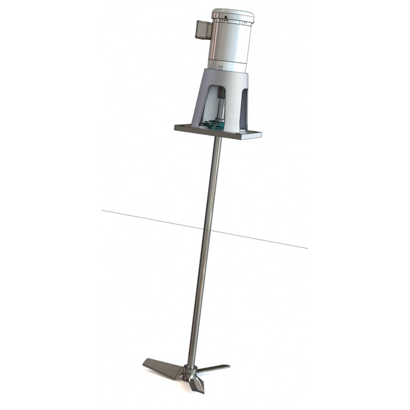 MixMor - Baseplate Mounted Direct Drive Mixers - OD - 1