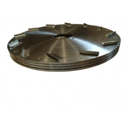 DisperseTech - Constant Shear Impeller - BLC - 2