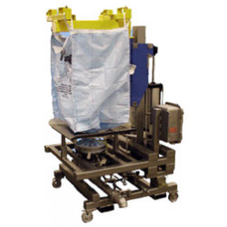Young Ind - Direct-From-Bag Unloader - DFB - 4