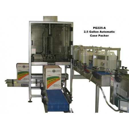PASE Group - CONTAINER TOP LOADING CASE PACKER - - 1