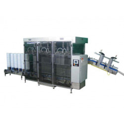 PASE Group - AUTOMATIC, SERVO-DRIVEN PAIL DENESTER - - 1