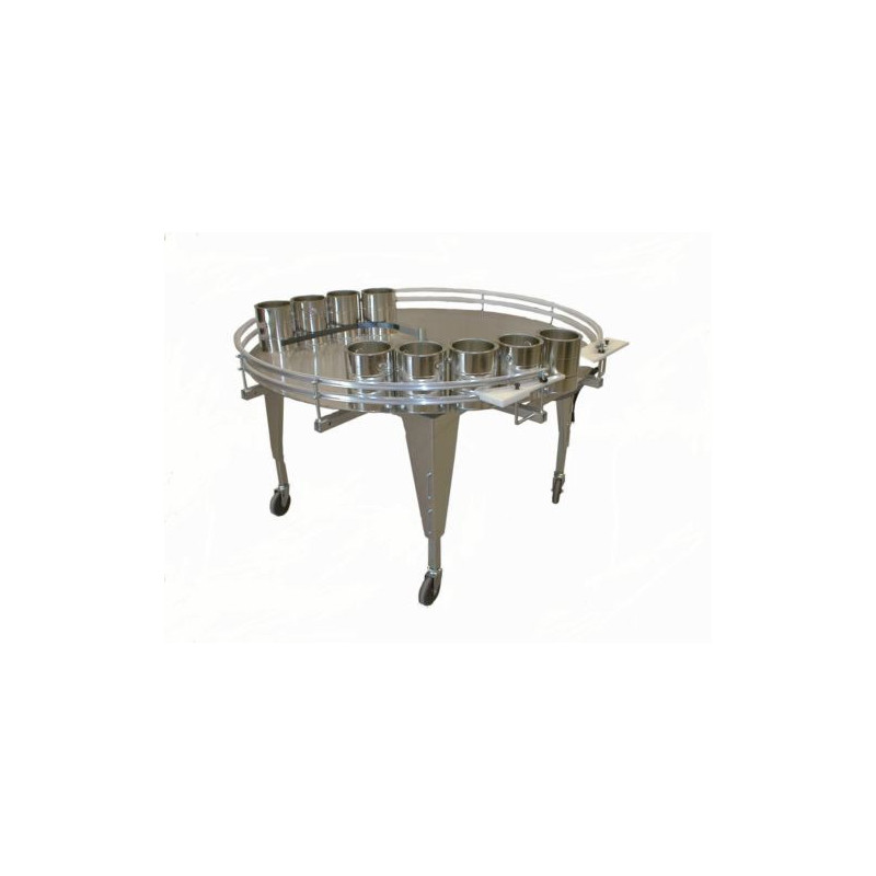 Ideal-Pak - Rotary Table RT-60 - - 1