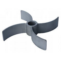 Curved Blade Turbine CBT4
