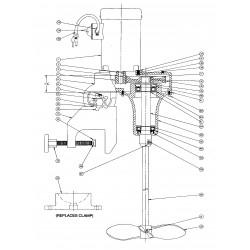 Gear Drive Mixer DWG 05-02108