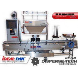Ideal-Pak - Ideal-Pak Automatic Net Weight Filler - AE Series - 1