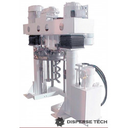 Myers - 550-500 Tri Shaft High Speed Disperser - MYE-550-500 - 1