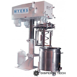 Myers - 550-500 Tri Shaft High Speed Disperser - MYE-550-500 - 2