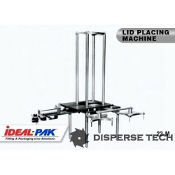 Ideal-Pak - Ideal-Pak 23-M Lid Placer - 23-M - 1