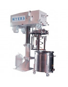High Viscosity Multi-Shaft Mixers