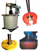 Safety items, blade covers, tank covers, guards